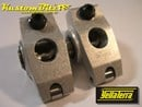 Yella Terra Ford 5.0, 5.8 Litre 289, 302, 351 Windsor Roller Rockers with AFR or Edelbrock heads - Platinum Race series 1.6:1, Twin Shaft Type, 5/16 Bolt on Adjustable YT6610