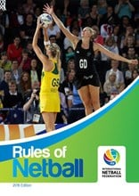 rules of netball