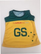 Mini Aussie Netball Dress