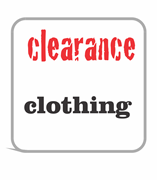 on sale - clothing