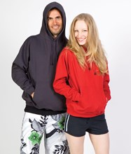 Adult Kangaroo Pocket Hooded Tops