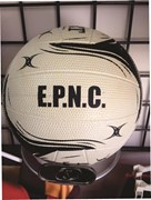 Personalised- White Phoenix Netball