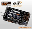 Futaba R6208SB Receiver 2.4 GHz FASST, HIGH VOLTAGE