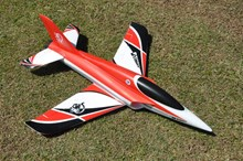 Freewing Stinger 64 64mm 4S Electric RC EDF Jet - PNP (RED SCHEME)