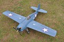 Lanxiang F4F Wildcat 1200mm EPO Electric RC Airplane PNP