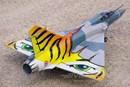 "Freewing Mirage 2000C V2 ""Tiger Meet"" 80mm EDF Jet - PNP"