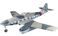 Dynam Messerschmitt Me 262 PnP RC Airplane W/ Electric Retracts