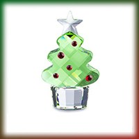 Swarovski Felix the Christmas Tree (Small)