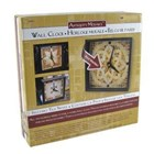 Antiquity Mosaic Wall Clock