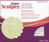 Original Sculpey - Oven bake Clay (1.75lb) 794gm