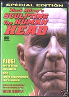 Sculpting the Human Head DVD