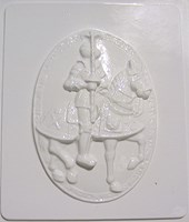 Mould PM 3295 - Knight on Horse