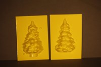 Mould 50166 - Christmas Tree Size