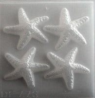 Starfish Resin Jewellery Mould    RM 1773