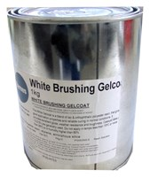 White Brushing Gelcoat 1kg