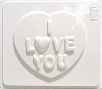 Mould 2120 - I Love You Heart