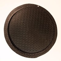 Large Round Paver Mould 450x450x40mm