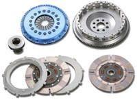 BMW E46 M3 STR2CD twin-plate clutch by OS Giken