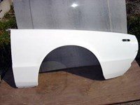 Datsun C110 Skyline 240K FRP front guards or fenders