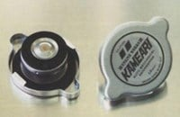 Kameari high-pressure radiator cap to suit early Toyotas