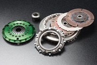 Nissan 370Z Z34 GT2CD twin-plate clutch