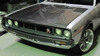 Datsun C110 240K Carbon front trims