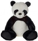 Charlie Bear My First Panda Black