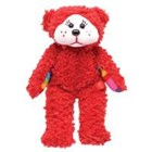 Beanie Kid Cherry the Rainbow Bear