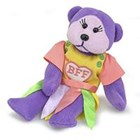 Beanie Kid Charlize The Best Friend Bear