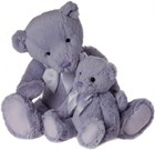 Charlie Bear My First Lilac Large