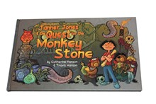 Tanner Jones and the Quest for the Monkey Stone