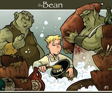The Bean Comic Book 1