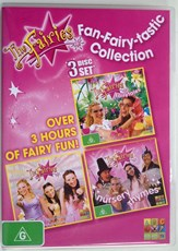 Fan-fairy-tastic Collection - 3 DVD Set
