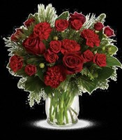 T597-4A Pining for You Bouquet