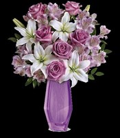 T13M200A Lavender Beauty Bouquet