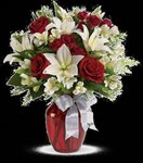 T597-6A Joyful Season Bouquet