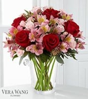 The FTD® Graceful Wishes™ Bouquet
