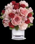 T409-3A Love That Pink Bouquet