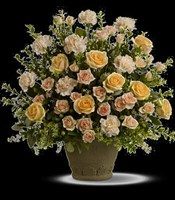 T221-2A Teleflora's Rose Remembrance