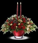 T13X200A Holiday Flair Centerpiece