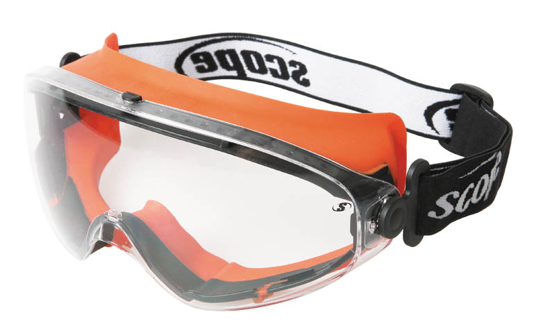 c10d20372c Scope Velocity Extreme Goggle Clear Safety Supplies SA - Sales and ...