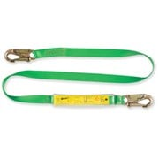 Miller Web Lanyard 2M C/W Shock Absorber - Various Lengths available