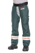 Clogger Chainsaw Chaps - Clip-On