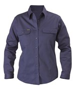 Bisley Women's Cotton Drill Shirt
