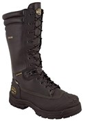 65-691 350mm Oliver Black Lace Up Mining Safety Boot