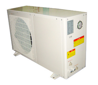 Airconditioningcentre 20kw geothermal ground source heat for Ground air conditioner