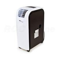 Fral SC14 4.1kw 14,000btu portable air conditioner or spot cooler with an optional 6m duct