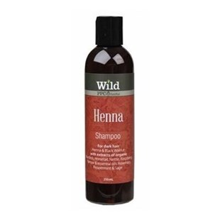 Wild Henna Hair Shampoo 250mL