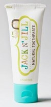 Jack n' Jill Natural Toothpaste 50g Blueberry Flavour
