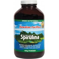 Hawaiian Pacifica Spirulina 450g Powder